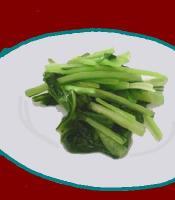 小松菜のスープ炒め