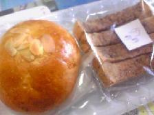 紅茶のパン