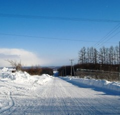 O宅への道