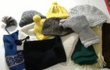 冬の帽子コレクション