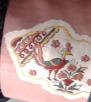 鳥さんピンク帯