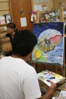2011 7月31日 はじめての油絵教室 019_R
