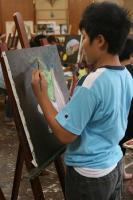 2011 7月31日 はじめての油絵教室 018_R