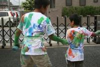 2011 8 27 全身アート Tシャツペイント 023_R
