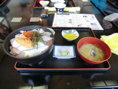 第6回 海鮮丼