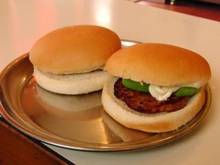 バーガー2種