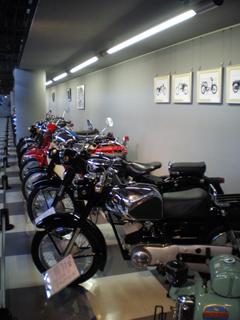 バイクミュージアム
