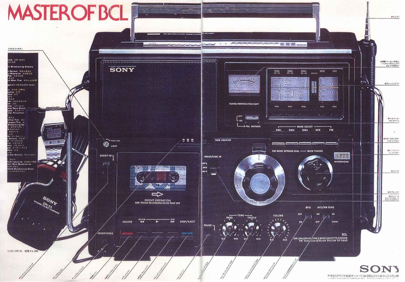 ソニー5950