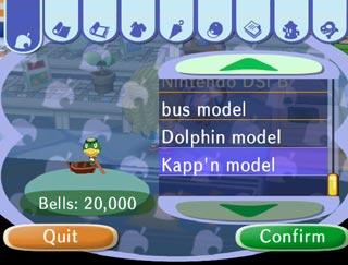 kapp'n model4