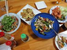 エスニックな食卓(2009.10.8)