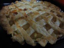 アップルパイ(焼いたあと)