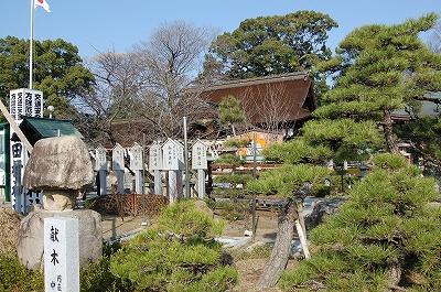 田村神社 人形供養