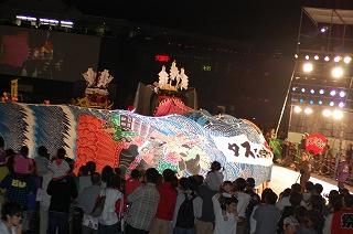天野神社(大獅子)