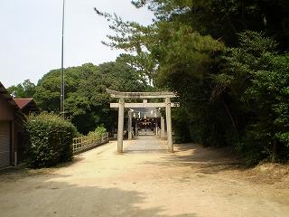 氷上八幡神社