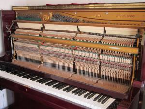 ピアノの調律 初回 1-1