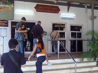 バンコクからカンボジアへのビザ延長ツアー7