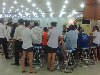 バンコクからカンボジアへのビザ延長ツアー13