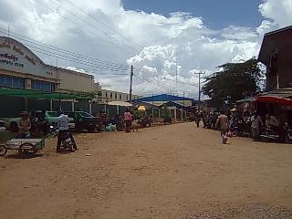 バンコクからカンボジアへのビザ延長ツアー15