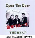 「Open The Door 幕末ブルース」CDジャケット