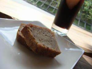 アイスコーヒー(日替わりケーキ付き)