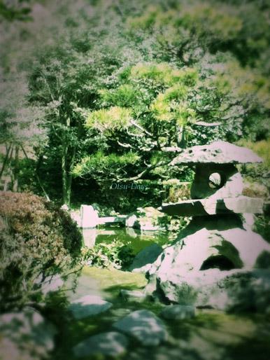 穴場な庭園
