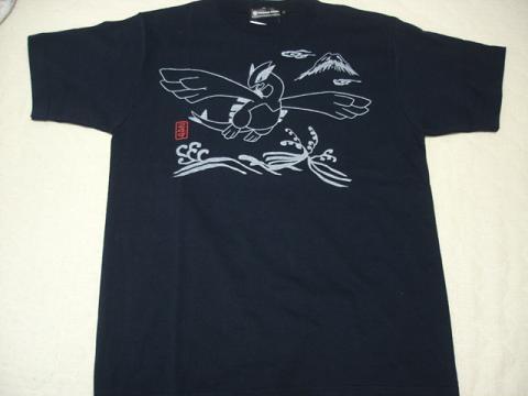 ルギア様の偉大なるTシャツ