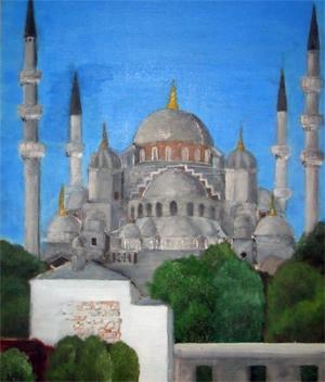 2ブルーモスク