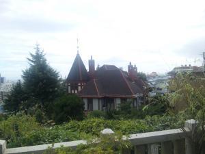 北野天満神社から風見鶏の館