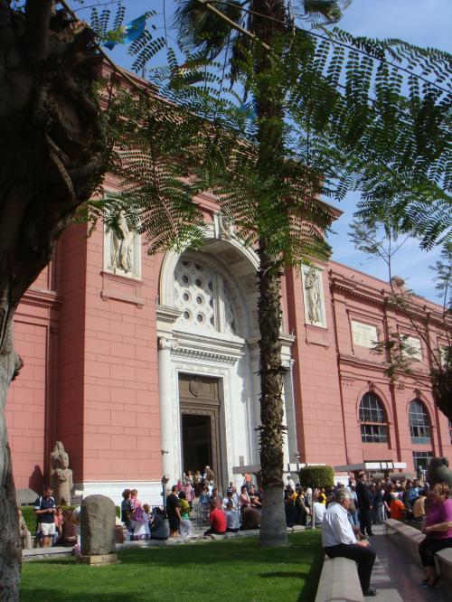 エジプト考古学博物館-2