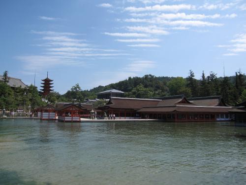 厳島神社-2