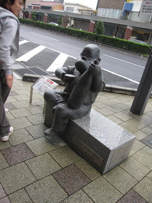 松本零士モニュメントロード-8