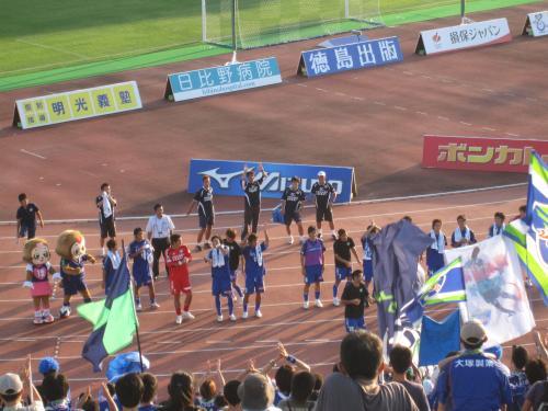 徳島ヴォルティス - ファジアーノ岡山-2