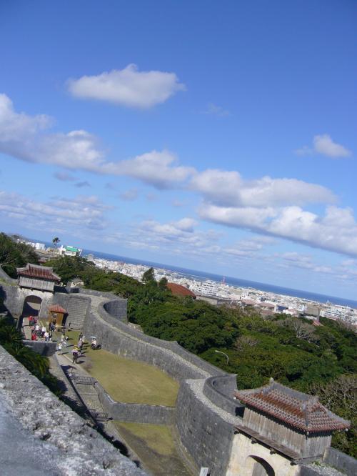 国営沖縄記念公園城内