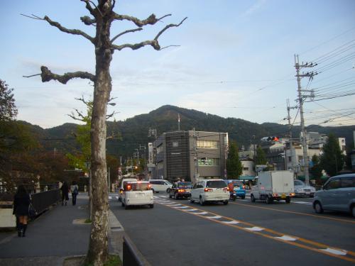 如意ヶ岳(大文字山)