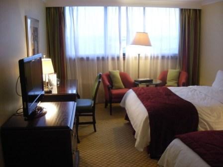 マリオットホテル部屋11