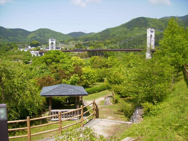 新緑の日本庭園92