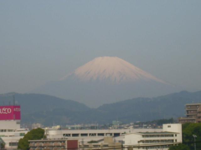 晩春の白富士002