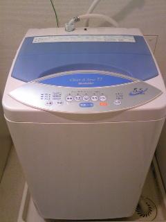 シャープ 5.5キロ洗濯機