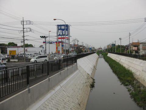国道4号・大枝