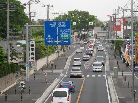 国道4号・小渕