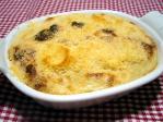 クリームチーズのポテトグラタン1