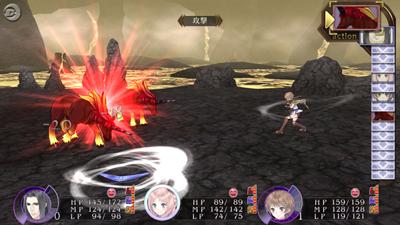 フアナ戦闘1