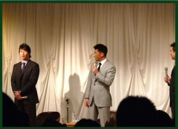 絵日記1・9トークショー1