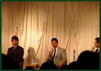絵日記1・9トークショー10