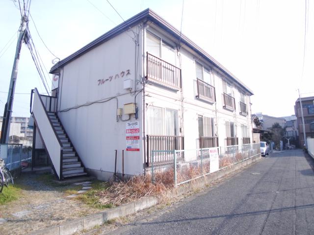 フルーツハウス外観 (2)