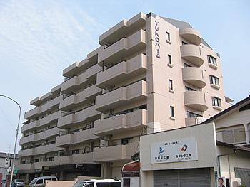 YUKOハイムⅠ外壁改修後
