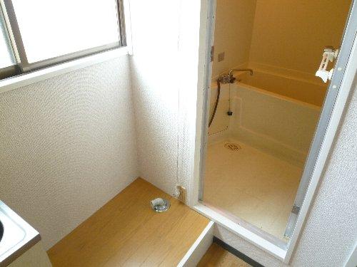 ルネッサンス室見 307 洗濯パン