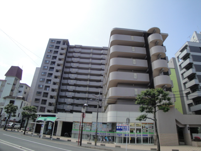 西新中央パークマンション北麺