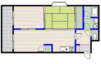 小島ビル1号室