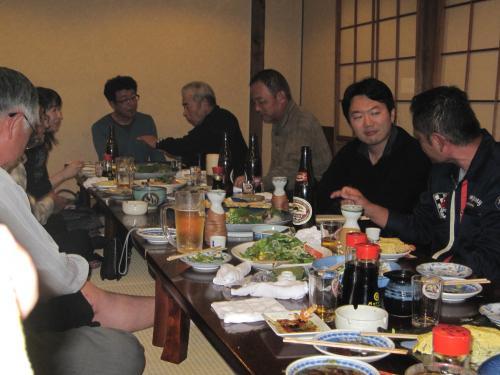 土佐錦魚の集い前夜祭